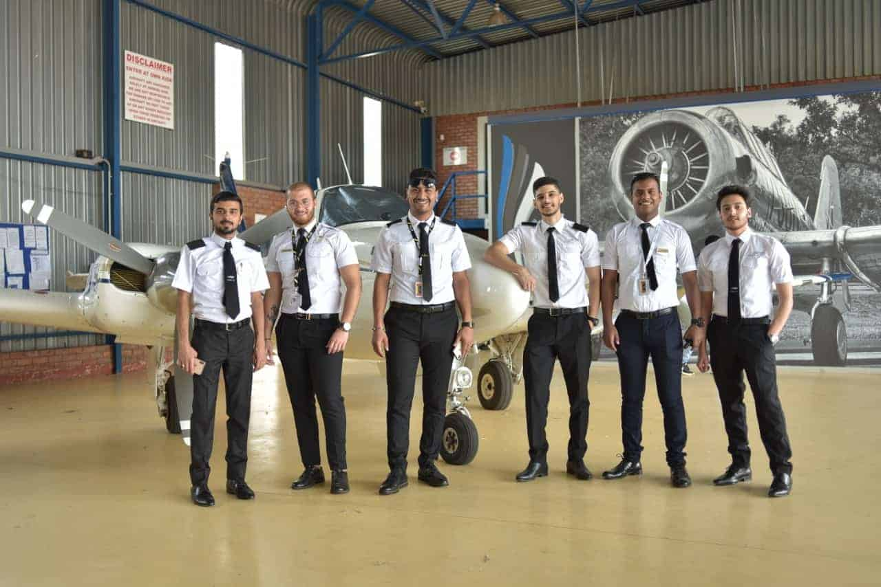 Eagle Air Students