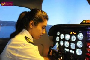 A Pilot On The Training