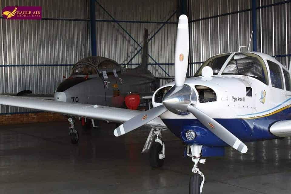 Pilot Aircraft