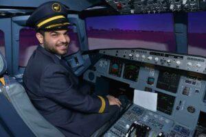 A Happy Pilot