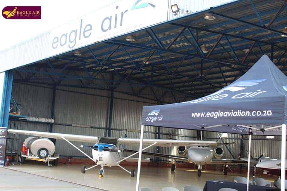 Eagle Air Hangar
