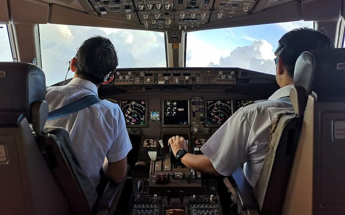 Pilots Learning Instrument Rating