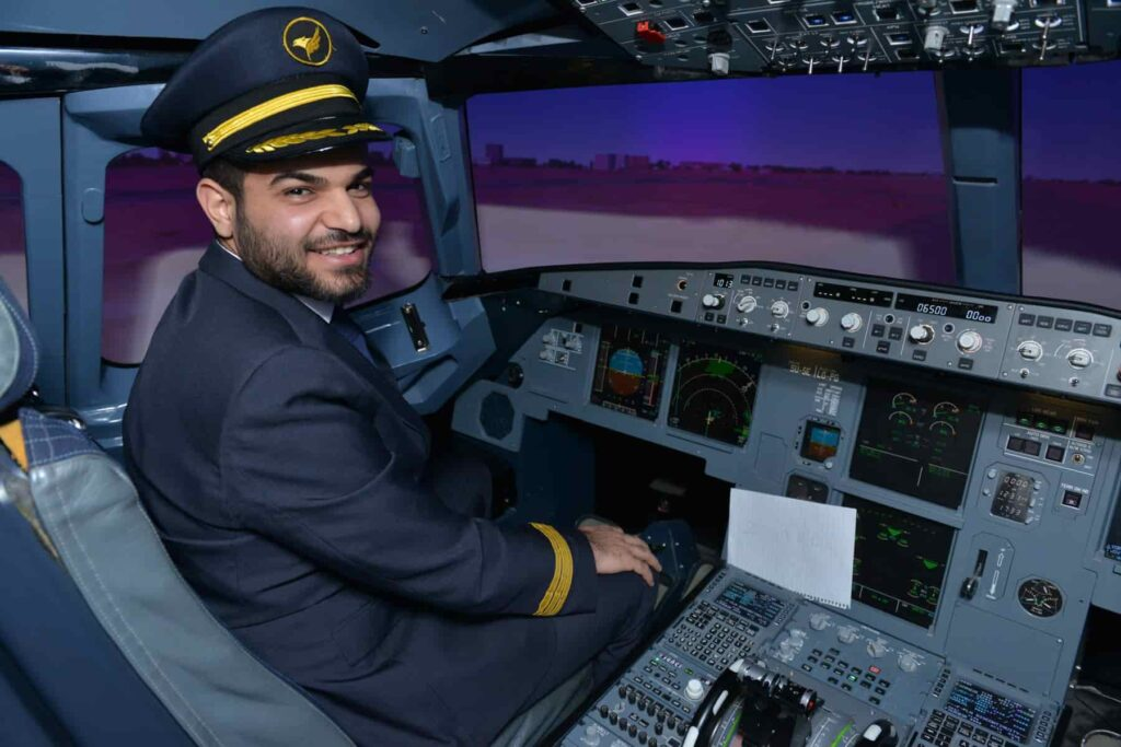 Eagle Air Simulator