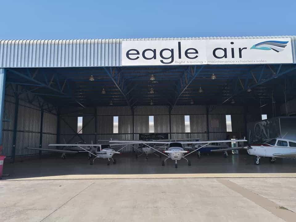 Eagle Air Academy'S Hangar